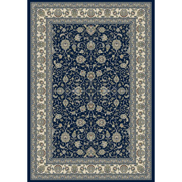 Attell Navy Area Rug by Astoria Grand