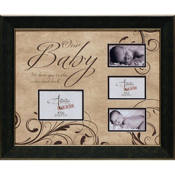 Our Baby Picture Frame by Artistic Reflections