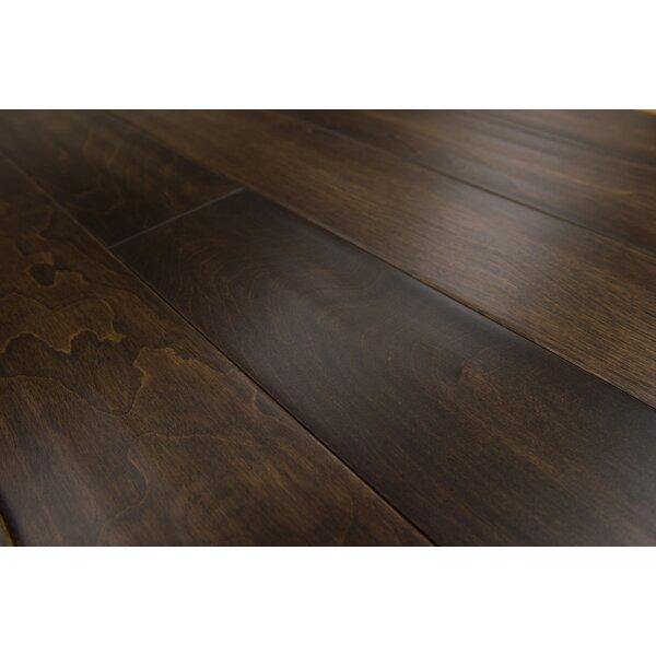 Bern 5 Engineered Birch Hardwood Flooring in Clove by Branton Flooring Collection
