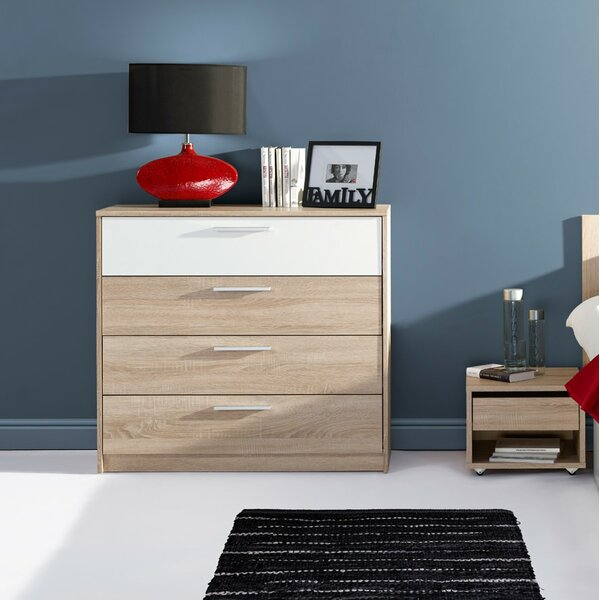 Duren 4 Drawer Dresser by Ivy Bronx