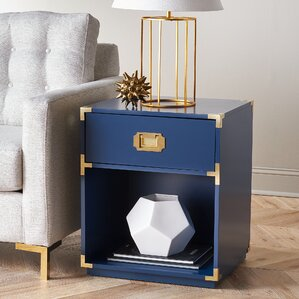 Kelly End Table by Willa Arlo Interiors