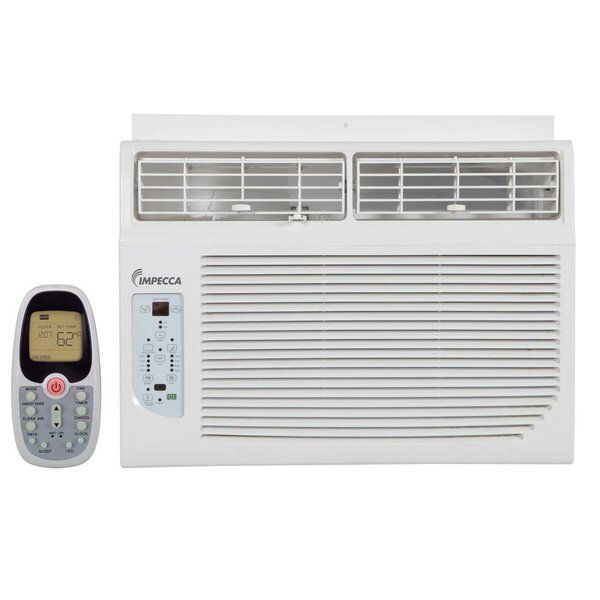 12,000 BTU Energy Star Window Air Conditioner with Remote by Impecca USA