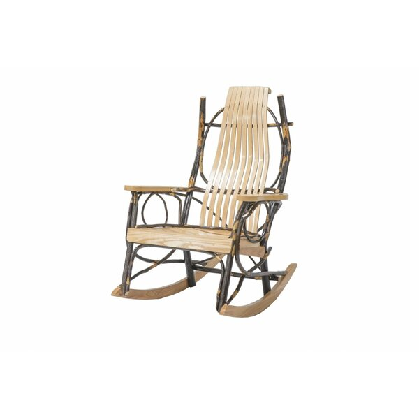 Landover Rocking Chair By Bayou Breeze