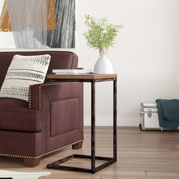 Wellman Chairside End Table by Williston Forge Williston Forge