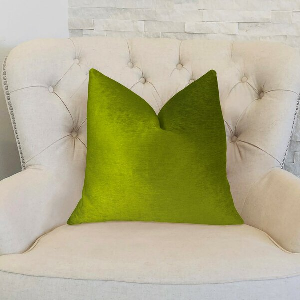 Garay Handmade Luxury Pillow by Everly Quinn