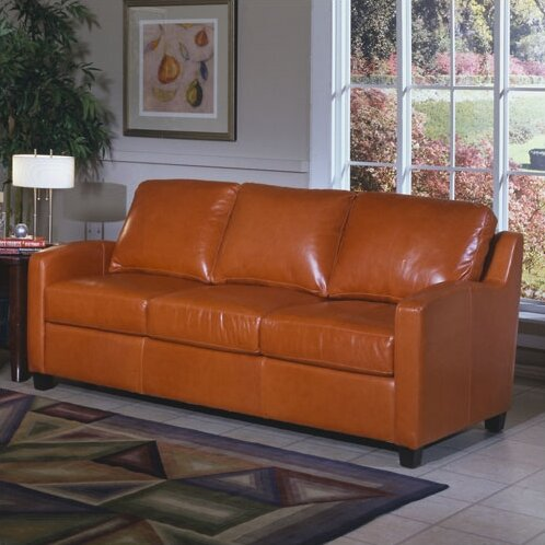 Chelsea Deco Sofa by Omnia Leather Omnia Leather