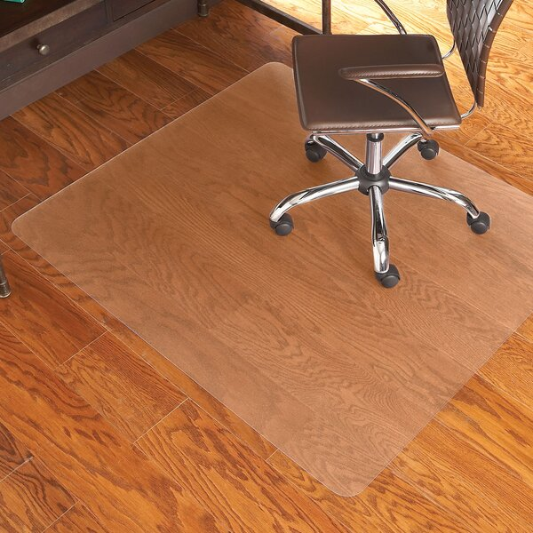 EverLife Hard Floor Straight Edge Chair Mat by ES Robbins Corporation