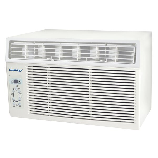Kool King 12,000 BTU Energy Star Window Air Conditioner with Remote by Midea