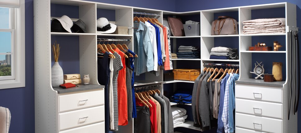 Closet & Bedroom Storage