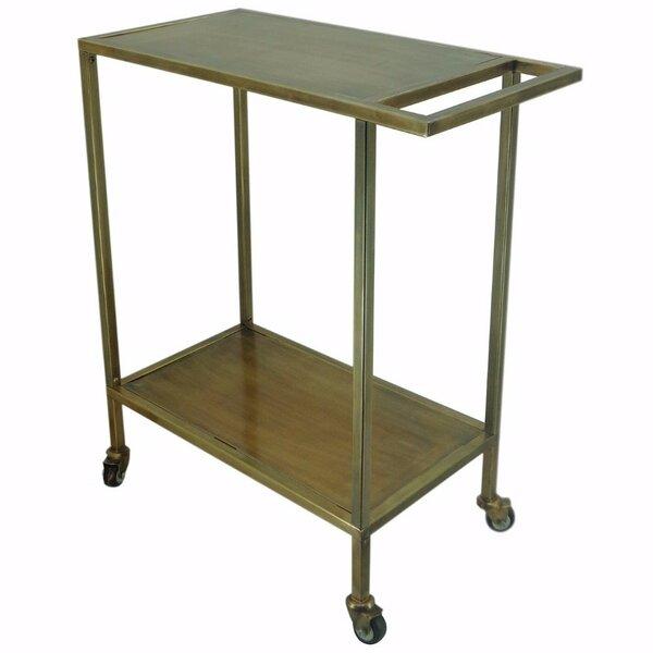 Tirado Practical and Functional End Table by Latitude Run