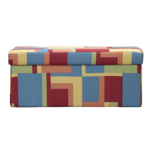 Paint Box Storage Ottoman by Crayola LLC