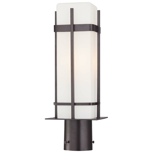 Sterling Heights 1-Light Lantern Head by Great Outdoors by Minka