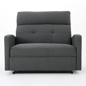 Warwick 2 Seater Recliner by Red Barrel Studio