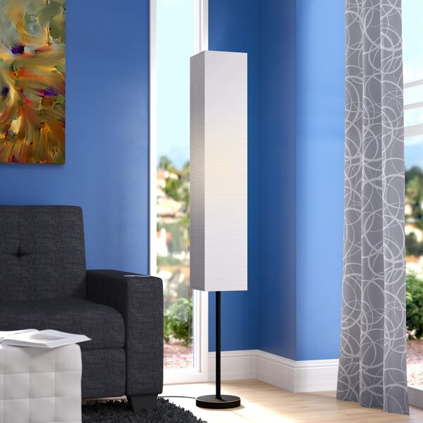 Lynn 62.5 Floor Lamp by Zipcode Design
