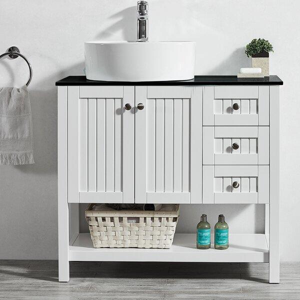 Nadel 36 Single Bathroom Vanity Set by Beachcrest Home