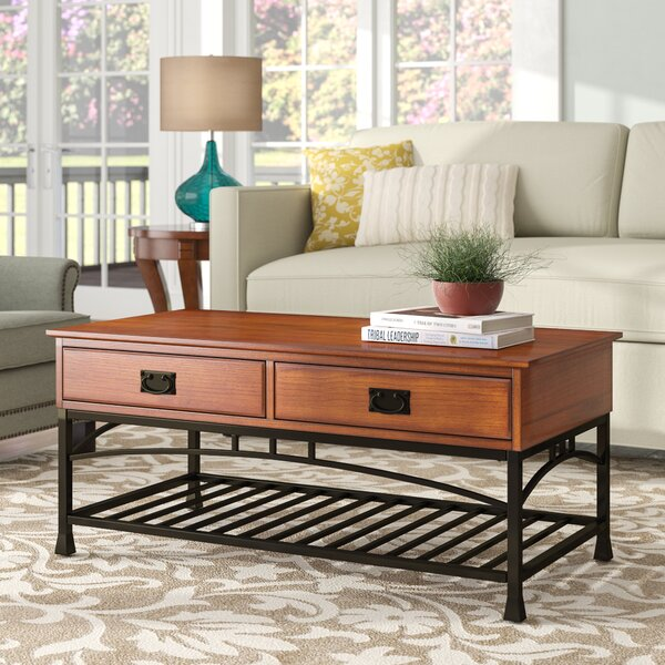 Bilboa Coffee Table by Trent Austin Design