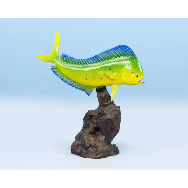 Pannell Mahi Mahi Figurine by Loon Peak