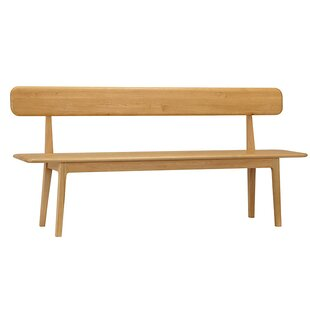 Great Hanlon Wood Dining Bench