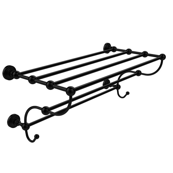 Waverly Place Train Wall Shelf by Allied Brass