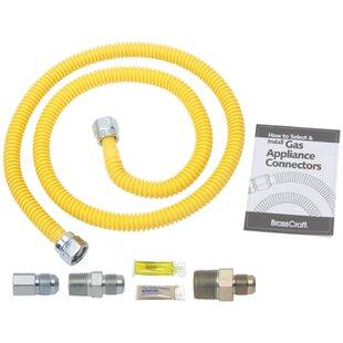 Gas Dryer Range Universal Installation Kit by BrassCraft