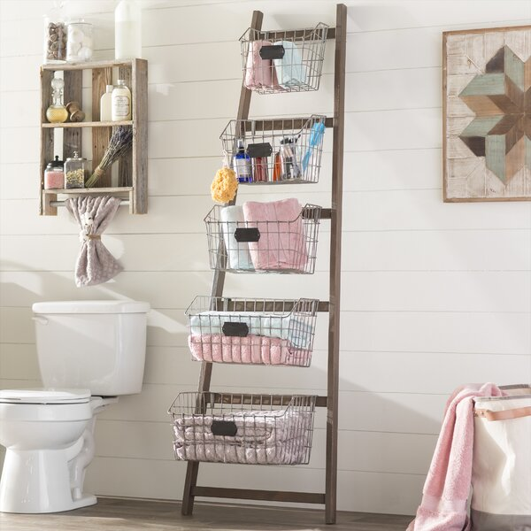 6 ft Decorative Ladder by Laurel Foundry Modern Farmhouse