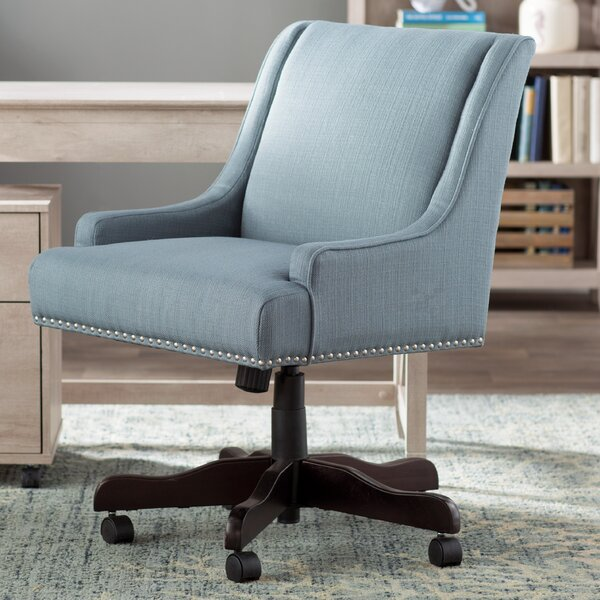 Mayhews Mid-Back Desk Chair by Beachcrest Home