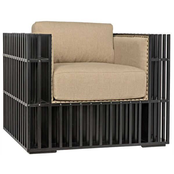 Cato Armchair by Noir