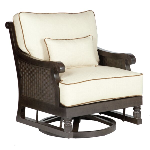 Jakarta Patio Chair with Cushion by Leona