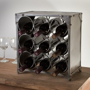 9 Bottle Tabletop Wine Rack by Wildon Home ®