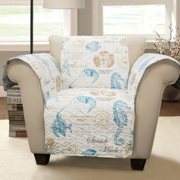 Ziemer T-Cushion Slipcover By Highland Dunes