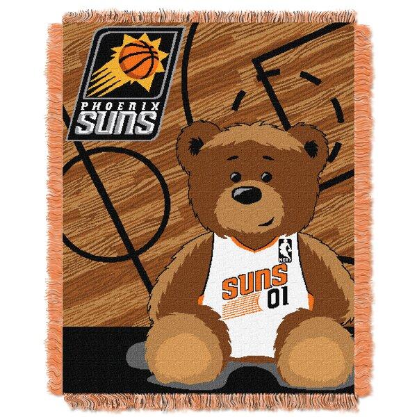 NBA Suns Half Court Baby Throw by Northwest Co.
