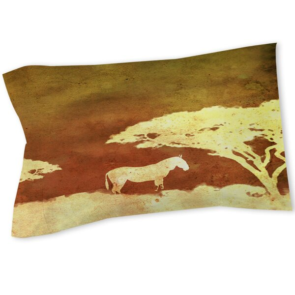 Safari Sunrise 3 Sham by Manual Woodworkers & Weavers