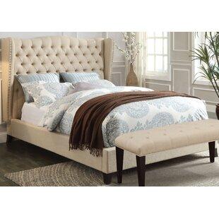 Mendez Upholstered Platform Bed by Canora Grey