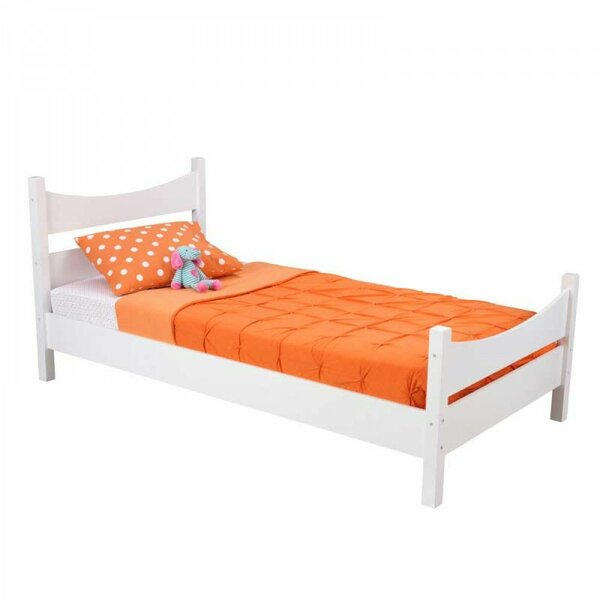 Addison Sleigh Bed by KidKraft
