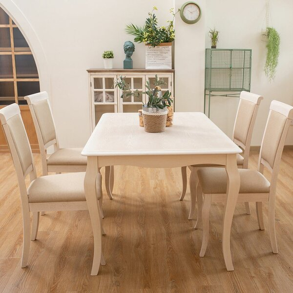Hartwell 5 Piece Dining Set by Ophelia & Co. Ophelia & Co.