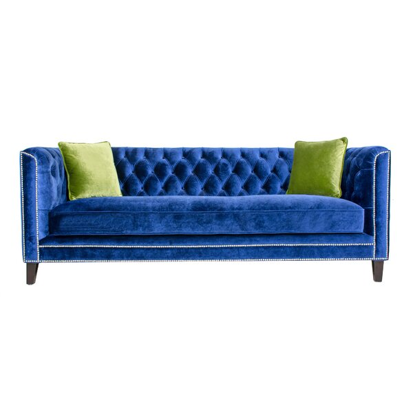 Victoria Chesterfield Sofa by Pasargad