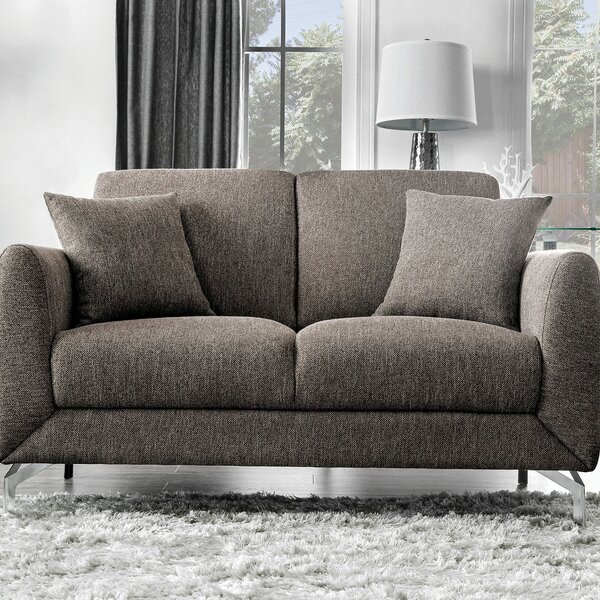 Woodbranch Loveseat by Ivy Bronx