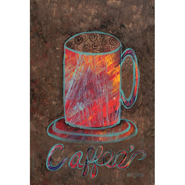 Oil Pastel Coffee Mug 2-Sided Garden flag by Toland Home Garden