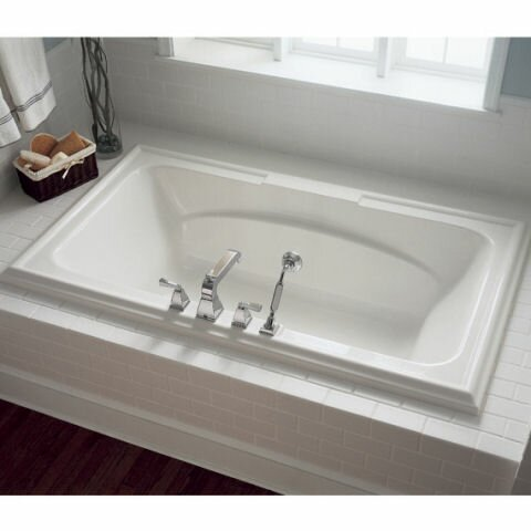Town Square 71.5 x 42Soaking Bathtub by American S