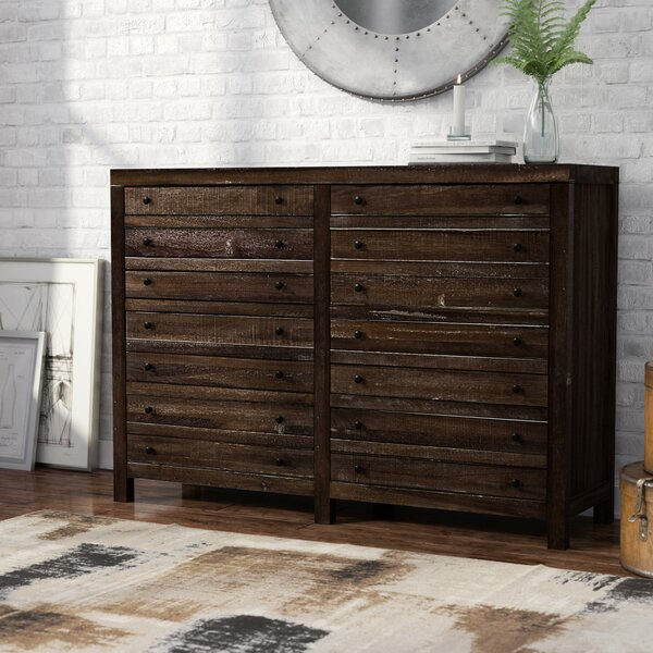 Tierra 8 Drawer Double Dresser by Trent Austin Design