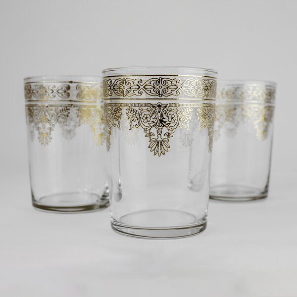 Loughman Every Day Glass (Set of 8) by Bungalow Rose