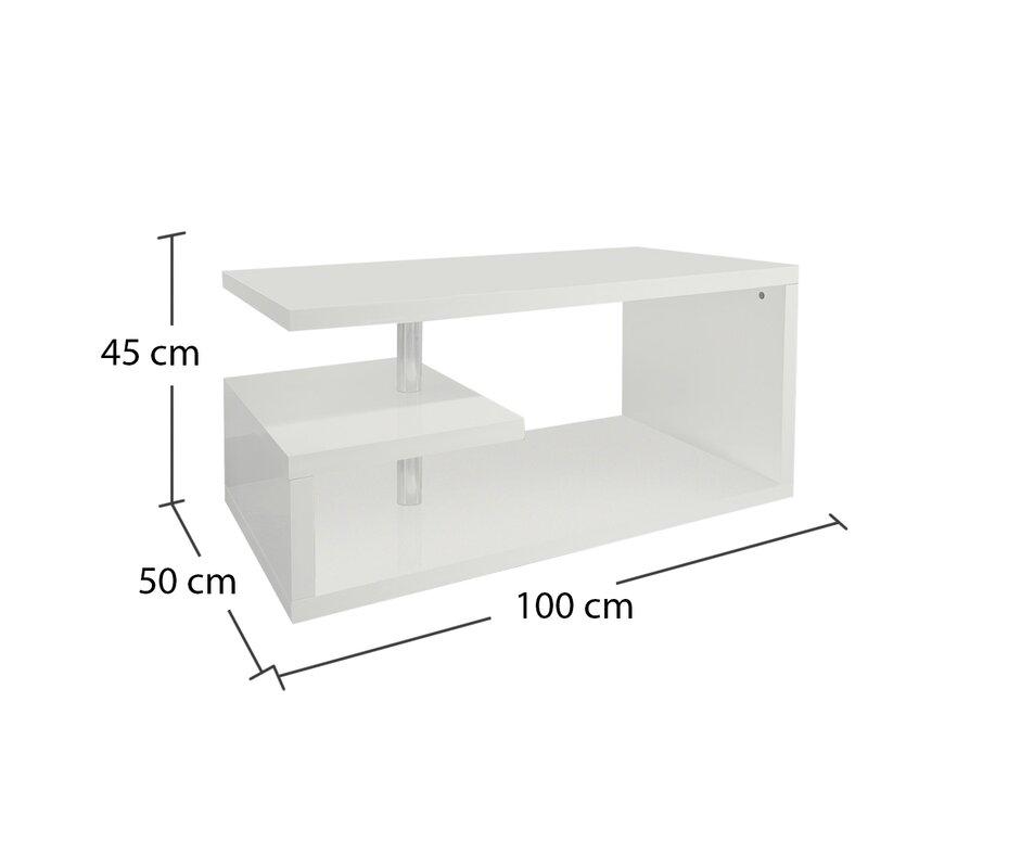 orren ellis beistelltisch sheehan mit stauraum. Black Bedroom Furniture Sets. Home Design Ideas