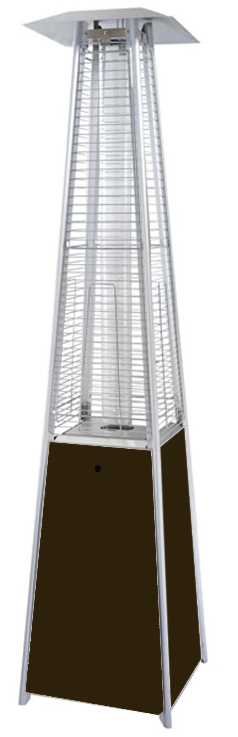 AZ Patio Heaters Tall 40,000 BTU Propane Patio Heater U0026 Reviews | Wayfair