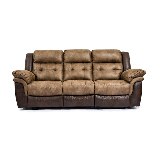 Shapiro Reclining Sofa by Loon Peak