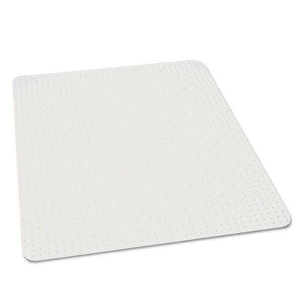 EverLife Medium Pile Carpet Straight Chair Mat by ES Robbins Corporation