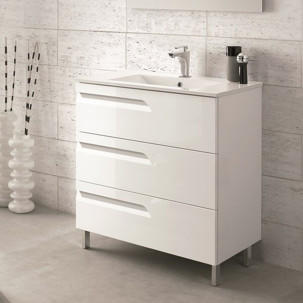 @ Oberlin 24 Single Bathroom Vanity Set by Brayden Studio| #$0.00!