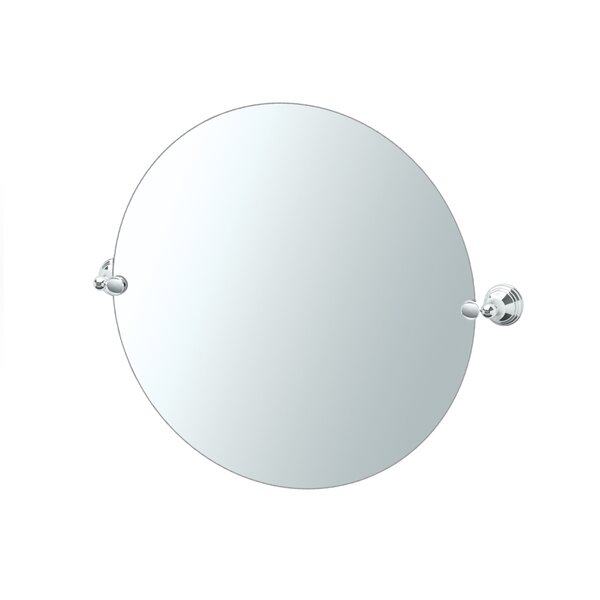 Charlotte Wall Mirror by Gatco