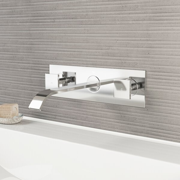 Titus Wall Mount Bathroom Faucet by VIGO