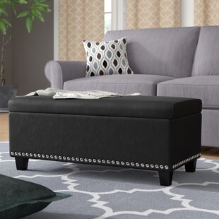 Great Price Verdin Storage Ottoman By Charlton Home