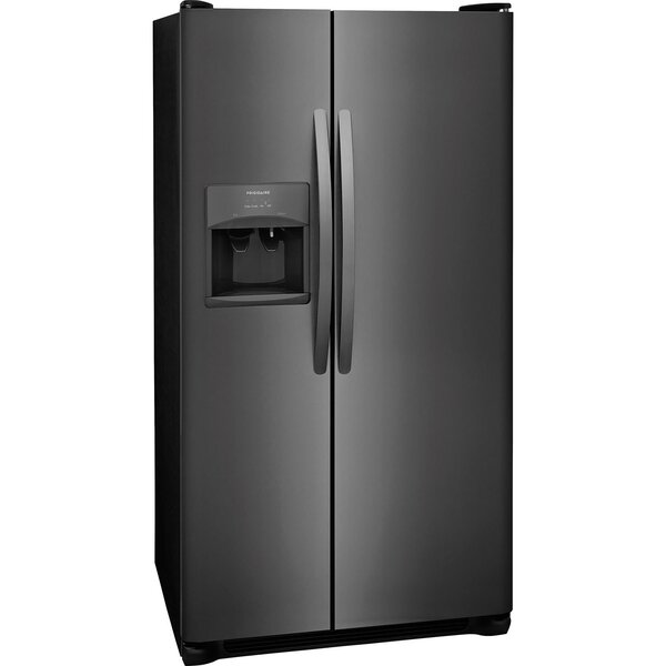 25.5 cu. ft. Side By Side Refrigerator by Frigidai